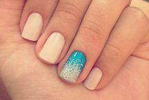 Nail nails and more nails!!