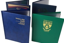 Record of Achievement Folders / Designease Limited Design, Print and Manufacture Stunning Record of Achievement Certificate Folders for Schools, Colleges and Universities