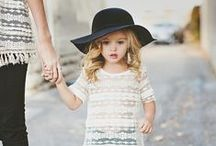 STYLIN' BEBE / Fashion and style inspiration for babies, toddlers and kids. / by LÍLLÉbaby