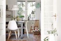 Dream Home: White interiors