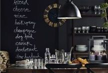 DIY: Chalkboard inspirations