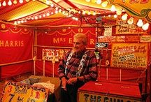 Funfair After Dark / Visual inspiration and references / by sarah allely