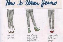 : how-to-wear : / : Fashion is what you buy Style is what you do with it :