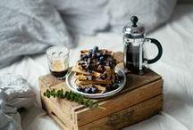 Food: Bed & Breakfast