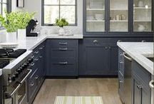 Kitchen Inspiration / Amazing Kitchen Idea's and inspiring projects to make your Kitchen Pop!