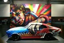 Street art / all street art and grafity