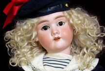 beautiful antique dolls & clothing / Beautiful antique doll clothes / by betty monette