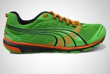 Męskie buty startowe / Męskie buty biegowe przeznaczone na zawody