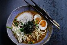 Food: Orient express