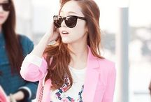 Krystal&Jessica-Fashion♥ / Krystal and Jessica's Style..From the Show,Airport,on Stage. ♥