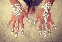 : Henna art : / : Make it beautiful :