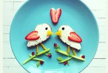 Food For Thought / Food art is all in the presentation.