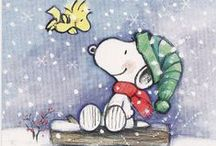 Snoopy Graphics / by Paula White