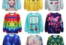 Outfit Made 3D Sweatshirts