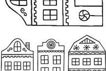 Thème : La maison, la ville