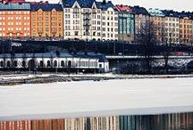 """@Stockholm♡ / """"Stockholm is surely an urban planner's dream. Everything works. Everything looks good"""""""