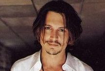 """Johnny ℒ♡ⓥℯ ㄚ♡ⓤ / """"There's a drive in me that won't allow me to do certain things that are easy."""" - Johnny Depp"""