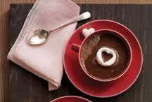`Coffee, tea & chocolate ...`