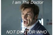Doctor Who / Everything Doctor Who! My new obsession! :D