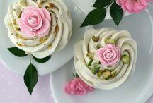 Cupcakes Versierings