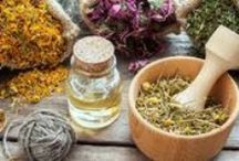 Essential oils & natural remedies / Enjoy the gifts of nature