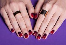 [ N a i l s ] / #nails #nailpolish #tırnaklar #ojeler