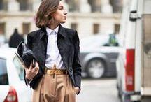 Street style/kalhoty