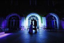 wedding / favoloso matrimonio all'insegna della pura creativita'