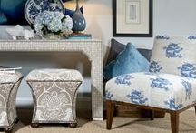"""Pearson / """"Pearson was founded in 1941 and is part of Heritage Home Group. The Pearson collection of more than 500 styles, ranging from traditional to contemporary, dressy to casual, is created by our own design staff. All Pearson furniture is made to the customer's order. Pearson upholstered furniture is as impressive inside as it is beautiful outside."""" (pearsonco.com)"""