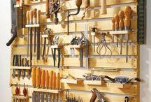 Garage organizer ideas