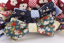 Reversible cotton bow ties / new design cotton reversible bowties