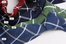 Linen ties / new design linen ties