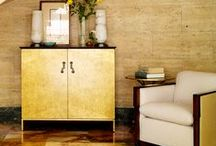 """Bill Sofield for Baker Furniture / """"A rigorous modernist, designer Bill Sofield believes in the credo that design must live as well as it looks."""" (bakerfurniture/billsofield.com)"""