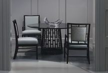 """Barbara Barry for McGuire (In- & Outdoor) / """"Barbara Barry is inspired by simplicity, craftsmanship and strength of material. She brings classic shapes, ideas and materials to McGuire's existing indoor and outdoor collections, adding her trademark feminine sensibility.""""(mcguirefurniture/barbarabarry.com)"""