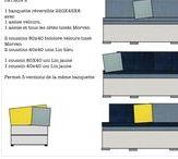 Vue sur jardin avec terrasse / Inspiration pour 55m2 avec terrasse