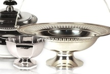 Antique Sterling Silver / Whether it is Queen Anne, William IV, Georgian, Edwardian or Victorian antique silver you collect the joy of owning such exquisite pieces that have survived through the ages can never be diminished.