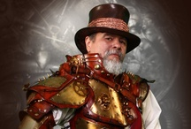 Steam Punks / Many of us come to Steampunk from different directions. Some from fashion, some from music, some from literature, but those of us who are obsessed with all things steam as a sub-culture are Steam Punks. / by Robin Jacobson