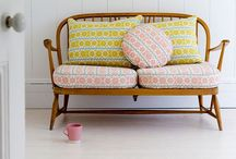 Cheerful Chairs and Sofa's / by Corrie Wittebrood