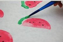 Crafty Corner / Get creative with these kid-friendly crafts.