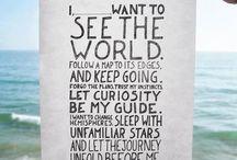 i want around the world with......*kemudianhening