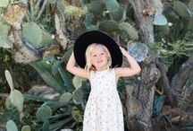 Kids' Fashion / When parents with an eye for fashion dress their kids.