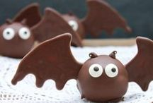 Halloween Snacks & Crafts / Spooky snacks and creepy crafts for all ages.