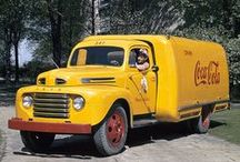 COCA COLA cars and... / by Stefano Milone