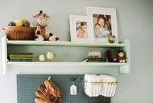 Nursery Ideas / Let them slumber in style with an adorable nursery theme.