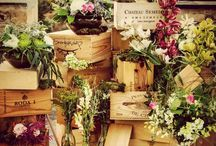 wedding - christening ideas....from www.bouquets.gr / flowers, bouquets, arrangements, etc.