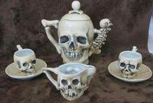 Tea Time / by Mrs. Halloween