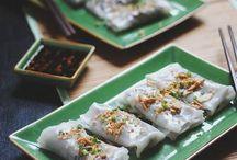 dumplings / dumplings, potstickers, pirogie  ...