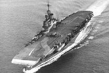 WWW WWII Warships / by Stefano Milone