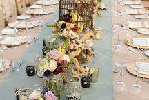 bodas / Una boda especial, decoración boda.