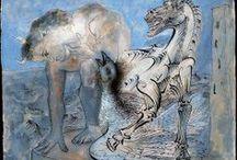 Toros de mitología